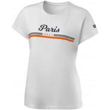 WILSON PARIS 2021 T-SHIRT DAMES