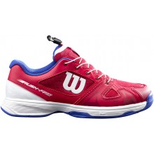 WILSON JUNIOR RUSH PRO ALL COURT MEISJESTENNISSCHOENEN