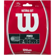 WILSON NATURAL GUT TENNISSNAAR