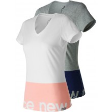 NEW BALANCE DAMES T-SHIRT WT71551