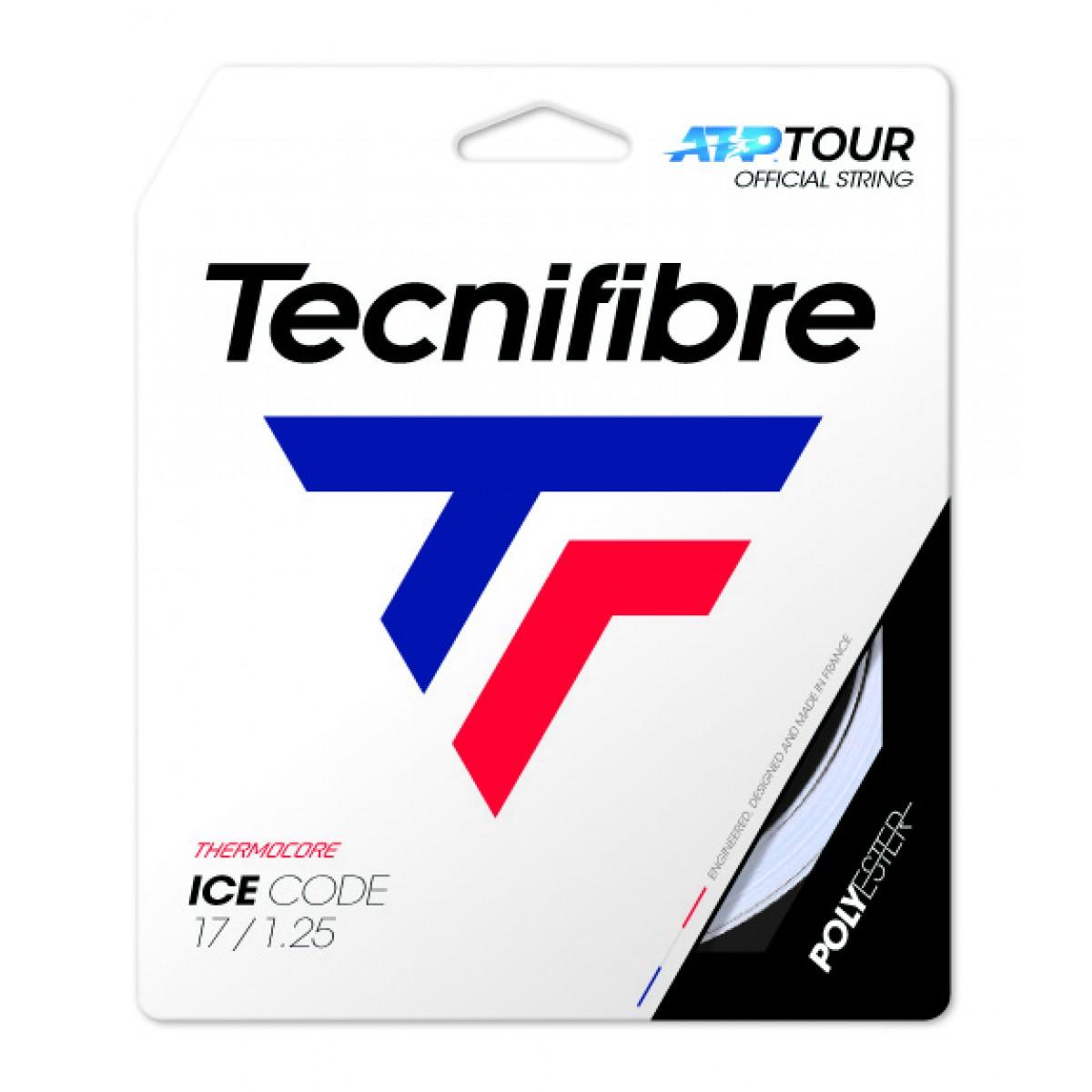 TECNIFIBRE ICE CODE SNAREN (12 METER)