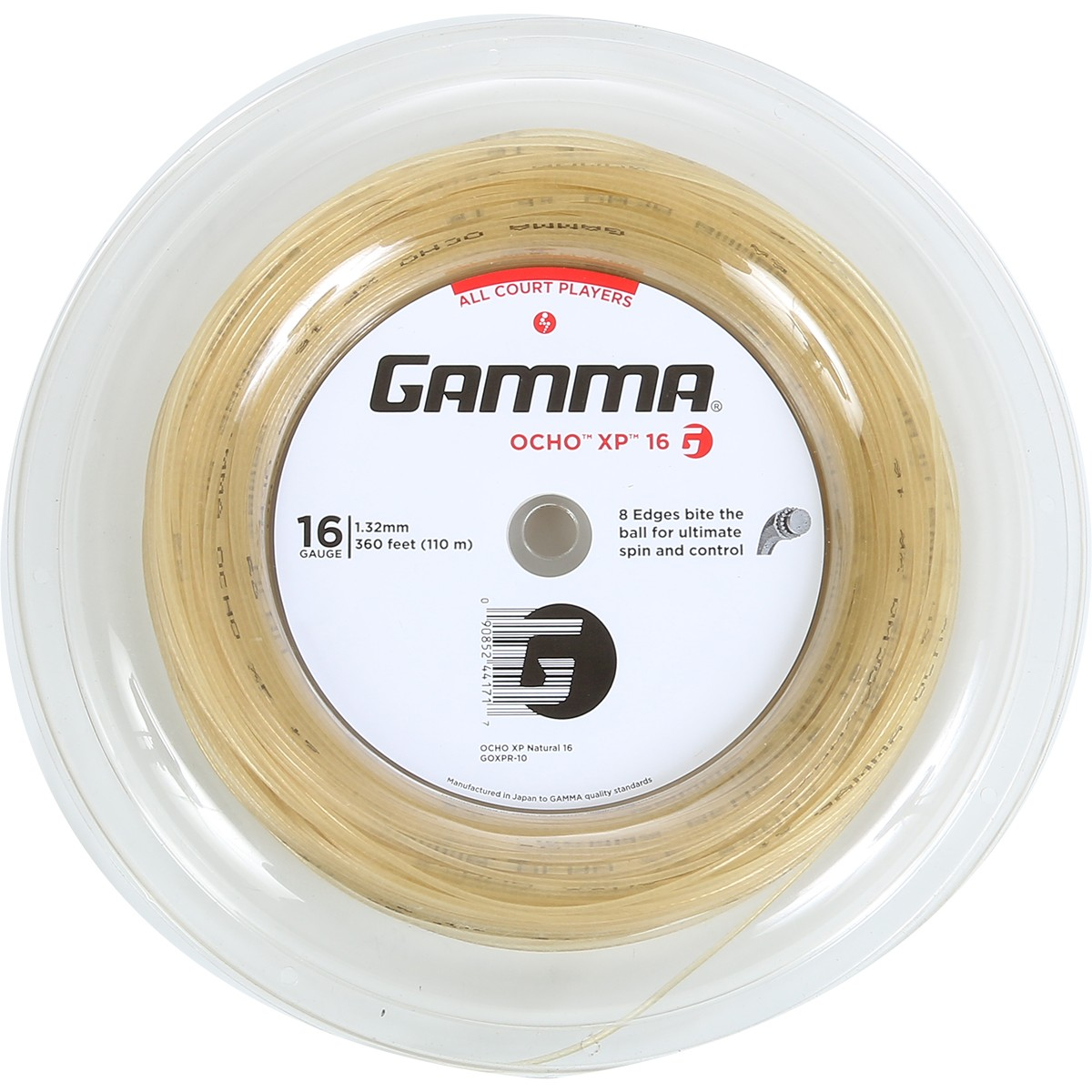 GAMMA OCHO XP (ROL 110M)