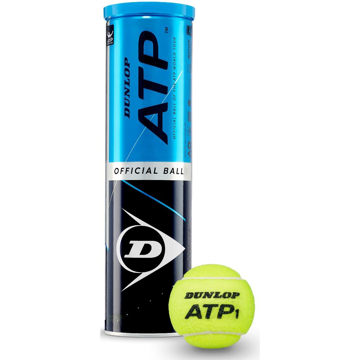 DUNLOP ATP TENNISBALLEN (4 st)