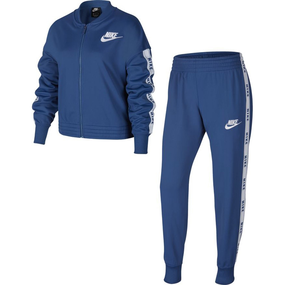 NIKE JUNIOR TRICOT MEISJES TRAININGSPAK NIKE Junior