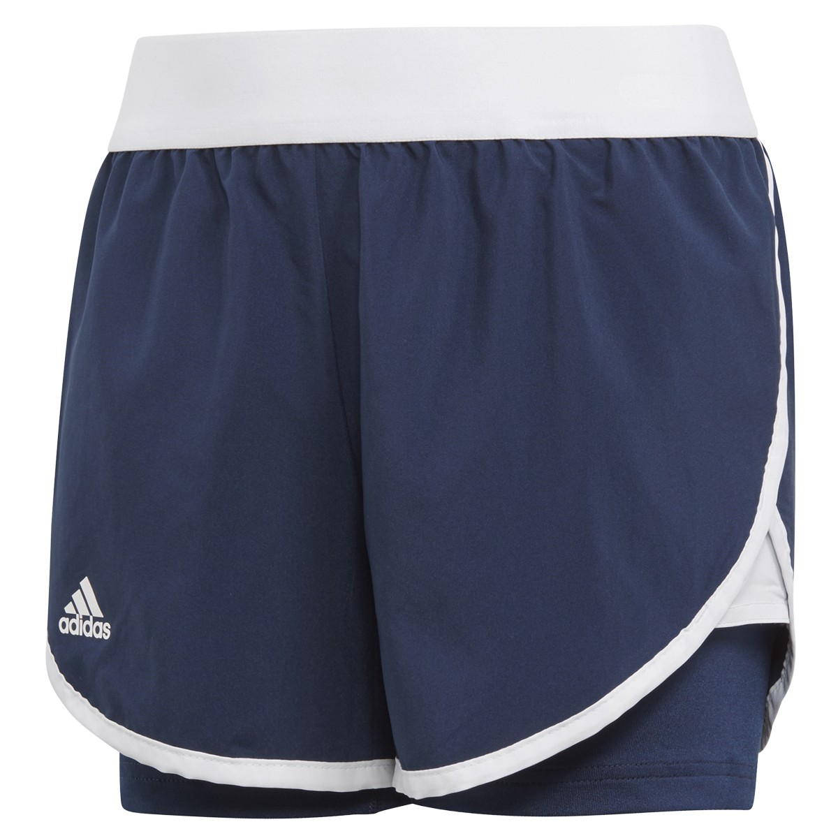Tennispro Adidas Club Meisjes Short Junior TOBxqwRI