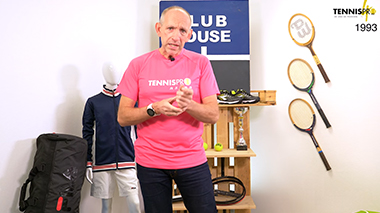Tennispro 40 jaar