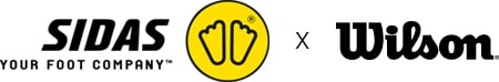 Wilson x Sidas logo