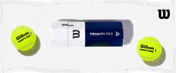 Wilson Triniti Pro