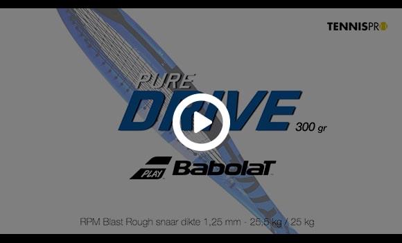 Raquettes Babolat Pure Aero