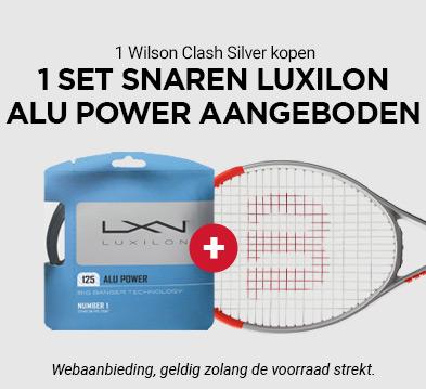 Wilson Clash Silver